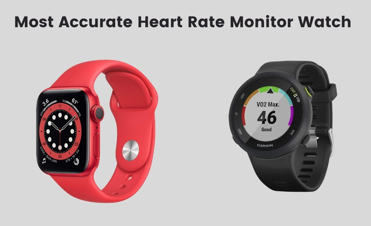 Best Most Accurate Heart Rate Monitor Watch